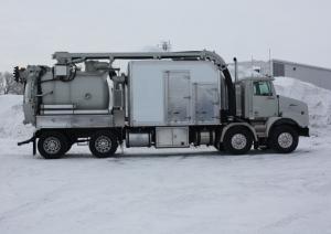 Replacement parts Excavator trucks