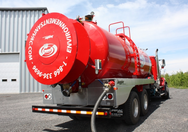 Septic Trucks for Sale - Septic Truck Manufacturers