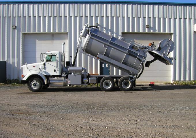 Truck Mounted Vacuum | Vacuum Truck Specifications