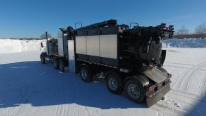 Best Innovative Custom Hydro Excavation Trailer - Supervac